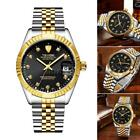 Luxury TEVISE Automatic Mechanical Watch Stainless Steel Sports Mens WatchWristwatches - 31387