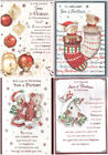 To A Special Son and Partner Christmas Card - Lovely Verse - Various Designs