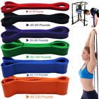 Crossfit Unisex Pull Up Assist Bands For Resistance Body Stretching Powerlifting