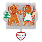 personalized family ornaments - Made with Love Family of 2 3 4 5 6 Personalized  Christmas Ornament Kit