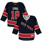 Marc Staal New York Rangers Reebok Youth Replica NHL Player Jersey Navy