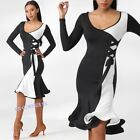New Ballroom Adult Latin Rumba Samba Cha Cha Paso Doble Practice Dress Dancewear