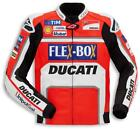 Ducati Replica '17 Leather Limited Edition Jacket by Alpinestars Red