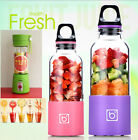 USB Electric Fruit Juicer Bottle Shaker Smoothie Blender Juicer Cup Mug Kitchen