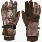 REALTREE EXTRA MEN'S HEAVY WEIGHT INSULATED HUNTING CAMO GLOVES MEDIUM  L/ XL
