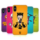 HEAD CASE DESIGNS SPOOKY BEANIES HARD BACK CASE FOR APPLE iPHONE PHONES