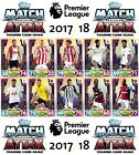 MATCH ATTAX EPL 17 18 PRO 11 Choose P23 - P32 NEW! MINT! READY IN STOCK NOW!