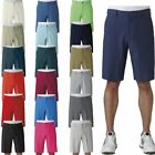 Adidas Golf Shorts Mens Ultimate Solid Short - Multiple Colors Available - New