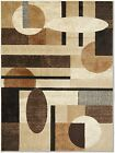 Home Dynamix Tribeca 5376-500 Brown Area Rug