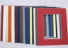 11x14  Picture Mats ~ White Core for 8x10 Photos Paintings Art ~ Fit 11x14 Frame