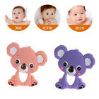 Safety Food Grade Silicone koala Baby Chew Teething Toy Teether Grind Baby Teeth