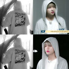 KPOP BTS Zipper Sweatshirt  BT21 Bangtan Boys unisex Casual Hoodie New
