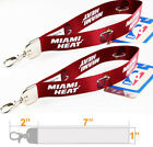 NBA Miami Heats WRISTLET Lanyard Keychain on eBay