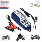 MANTENITORE DI CARICA BATTERIA OPTIMATE 5 12V 8-120AH UNIVERSALE SCOOTER QUAD