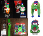 PHILLIE PHANATIC PHILLIES PICK A ITEM:WATCH-BOBBLEHEAD-SPINNER-HAT-FOCO-SGA on Ebay
