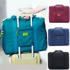 Travel Bag Hand Luggage Large Casual Clothes Storage Organizer Case Suitcase