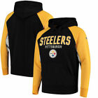 Pittsburgh Steelers Hands High 17 Mens Hands High Free Agent Po Hood Sweatshirts