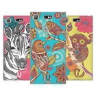 HEAD CASE DESIGNS FANCIFUL INTRICACIES SOFT GEL CASE FOR SONY XPERIA XZ1 COMPACT