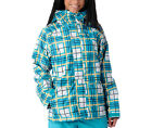 DC Shoes Fuse Jacket Womens Snowboard Ski Waterproof Insulated Coat Plaid XS
