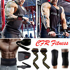 "CFR Weight Lifting Belts Gym Fitness Back Support Training 5.5"" Wide Belt 4Color"