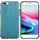 Apple iPhone 7 & 7 PLUS Light Thin Glitter TPU Protector Skin Case +Screen Guard
