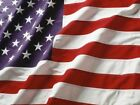 X Large Nylon Outdoor American Flag with Rope and Thimble, All Sizes, You Pick