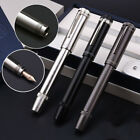 Hero H718 Piston Fountain Pen with Retractable 10K Gold Hidden Nib+Box Business
