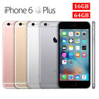New& Sealed Box Factory Unlocked APPLE iPhone 6 Plus 16GB 64GB 128GB 1Yr Wty,