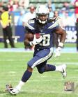 Melvin Gordon Los Angeles Chargers 2017 NFL Action Photo UW005 (Select Size) $13.99 USD on eBay