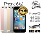 iPhone 6s 16GB I 32GB I 64GB l 128GB ( Unlocked ) Gray I Gold I Silver l Rose