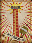 TEST YOUR STRENGTH   VINTAGE STYLE FUNFAIR CIRCUS METAL SIGN: 3 SIZES TO CHOOSE