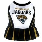 Jacksonville Jaguars NFL dog pet Cheerleader Dress (all size) $20.45 USD on eBay