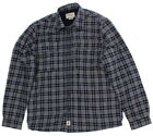 Boston Traders Men's Plaid Fleece Lined Flannel Shirt - Select size/color
