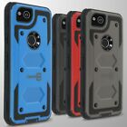 For Google Pixel 2 Hard Case Hybrid Shockproof Phone Cover Armor Tough