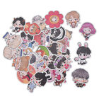 1 Pack KPOP BTS Cartoon Figure Paper Stickers For Luggage Notebook Laptop Phone