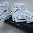 Genuine CONVERSE All star Chuck Taylor as core Hi Studed Sneakers Sheos