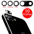10Pcs Back Rear Camera Glass Lens Cover Adhesive Sticker for iPhone 6/6S/7/8