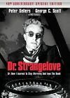 doctor strangelove - Dr. Strangelove or: How I Learned to Stop Worrying and Love the Bomb (DVD, 2004,