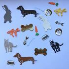 Family Pets Die Cuts: Cats, Dogs, Rabbits, Goldfish in mixed sets of 20 pieces