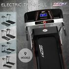 Motorized Electric Treadmill Home Gym Exercise Machine Motor Fitness Equipment