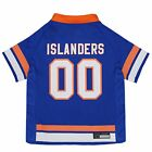 PETS FIRST NEW YORK ISLANDERS NHL PET JERSEY (5 SIZES) $20.45 USD on eBay