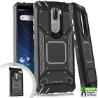 For MetroPCS Coolpad Legacy Heavy Duty Shockproof Metal Case Cover