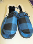 NEW  URBAN PIPELINE SLIPPERS   SIZE LG & X-LG - COLORS BLUE OR RED  (SB-7-K-401)