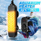 Внешний вид - 25-300W Mini Aquarium Heater Submersible Fish Tank Adjustable Water Thermostat
