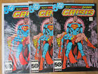 CRISIS ON INFINITE EARTH # 1-12  US DC 1985-1986 GEORGE PEREZ (maxi) VFN-NM/NM