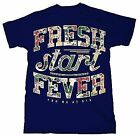 New Official YOU ME AT SIX - FRESH START FEVER T-Shirt