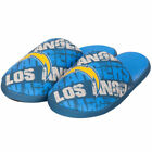 Los Angeles Chargers Youth Wordmark Printed Slippers - Navy $14.99 USD on eBay