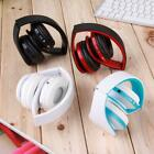 Bluetooth Wireless Headset Stereo Headphone Foldable Earphone With Mic