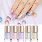 NICOLE DIARY 9ml Mermaid Nail Art Stamping Polish Shiny Shell Nail Varnish DIY
