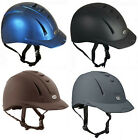 ENGLISH OR WESTERN HORSE RIDING HELMET EQUI PRO II INTERNATIONAL RIDING HELMETS